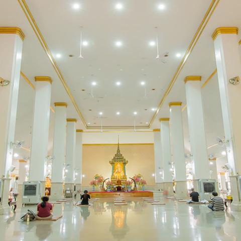 Wat Pathum Wanaram Temple, Bangkok