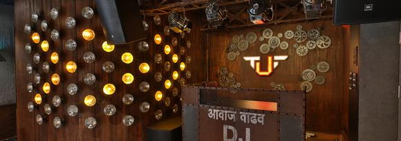 HARMAN 专业音视系统为印度 Urban Foundry Eatery 带来世界级声音