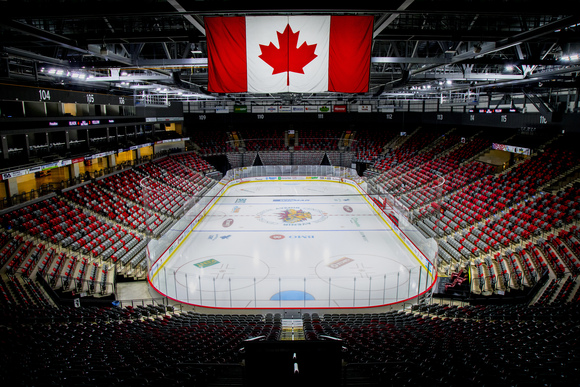 HARMAN Professional Solutions Delivers High-Impact Sound at Canada's Avenir Centre Arena