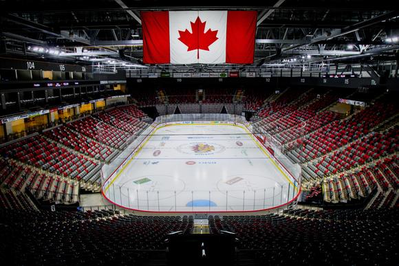 HARMAN 专业音视系统为加拿大阿文尼尔中心运动场提供极具冲击力的音效