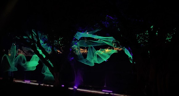 'WYSIATI' Art Installation Showcases the Art of Light with HARMAN Professional Solutions