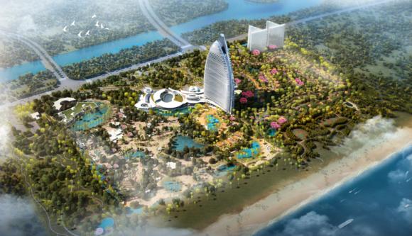 HARMAN Professional Solutions AV Systems Provide an Unforgettable Experience at China's Atlantis Sanya Resort