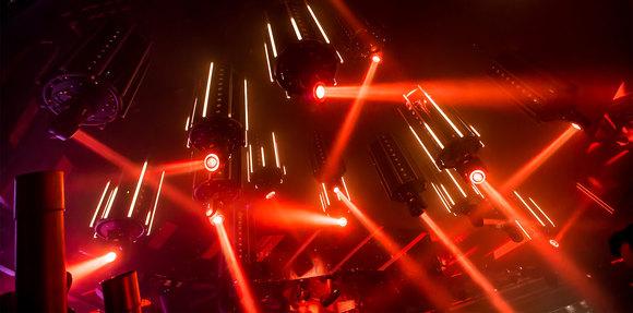 Versuz, Top Belgium Nightclub, Lights Up the Night with HARMAN Professional Solutions