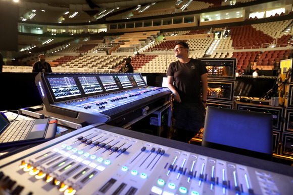 Soundcraft by HARMAN Vi Series Digital Mixing Consoles Lead India's Pro Audio Industry to New Heights