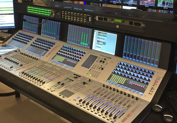 NextRadioTV Expands Broadcasting Capabilities with Studer by HARMAN