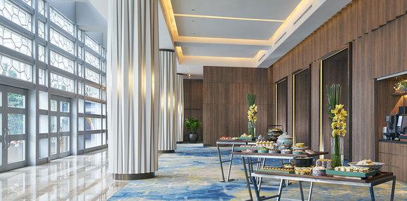 HARMAN Professional Solutions Creates an Enchanting Lighting Experience for Pan Pacific Singapore's Ballroom