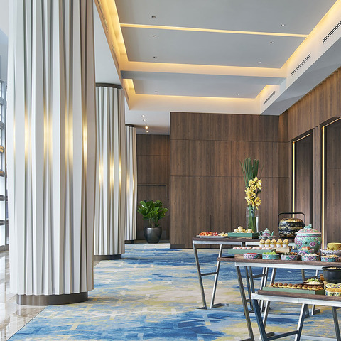 Pan Pacific Singapore Creates An Enchanting Ballroom Experience with Martin By HARMAN