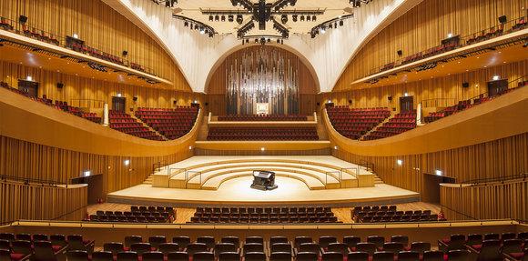 HARMAN Professional Solutions Illuminates Seoul's Elegant Lotte Concert Hall with State-of-the-Art Lighting