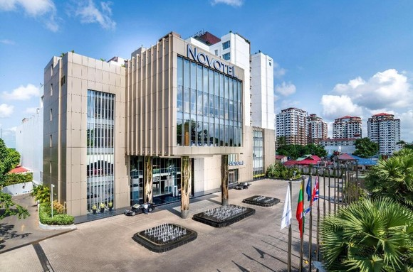 Novotel Yangon Max Delivers World-Class Conference Experiences with HARMAN Professional Solutions