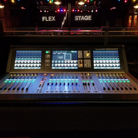 Birchmere Music Hall Delivers Exceptional Sound Quality with Soundcraft Vi Series Consoles