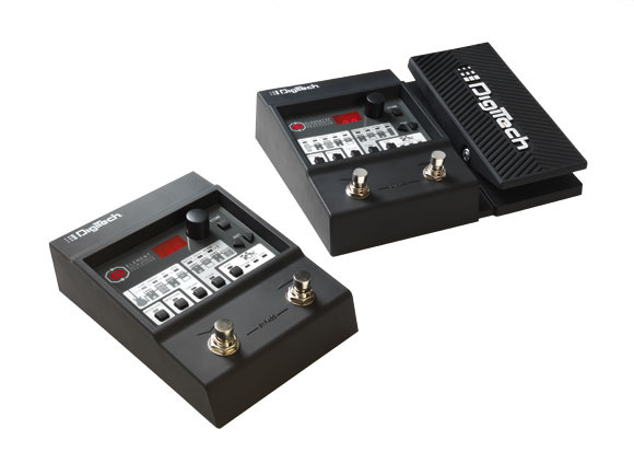 DigiTech Now Shipping Its Element XP and Element Guitar Multi-Effects Pedals