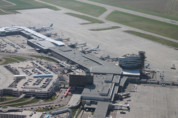 Edmonton International Airport Installs Major PA System Upgrade with Com-Net Software and HARMAN International