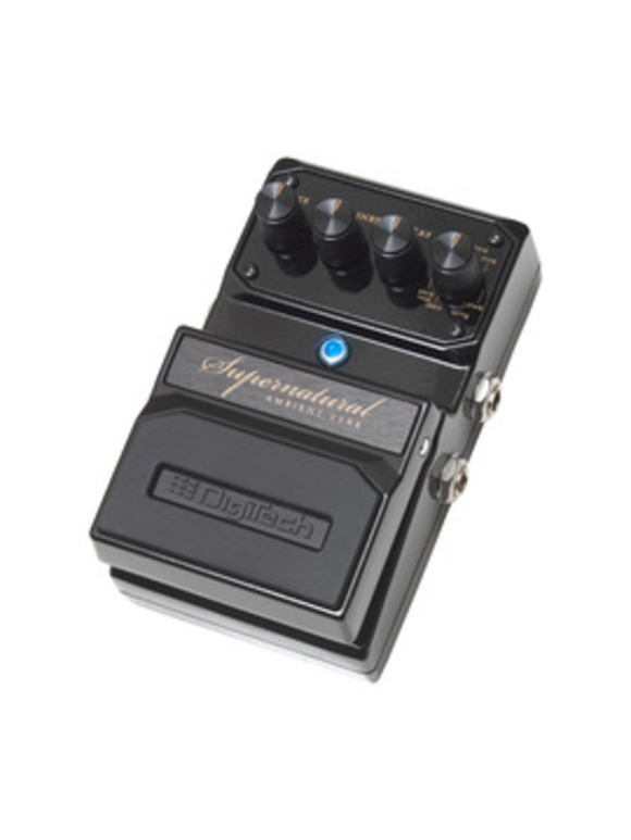 Expand Your Music with DigiTech Supernatural Ambient Reverb Pedal