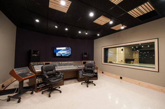 Belmont University Reopens Legendary Columbia Studio A with HARMAN's JBL M2 Master Reference Monitors