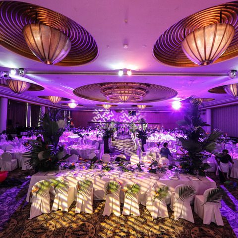 HARMAN Professional Solutions creates dazzling lighting for The Ritz-Carlton, Millenia Singapore Ballroom