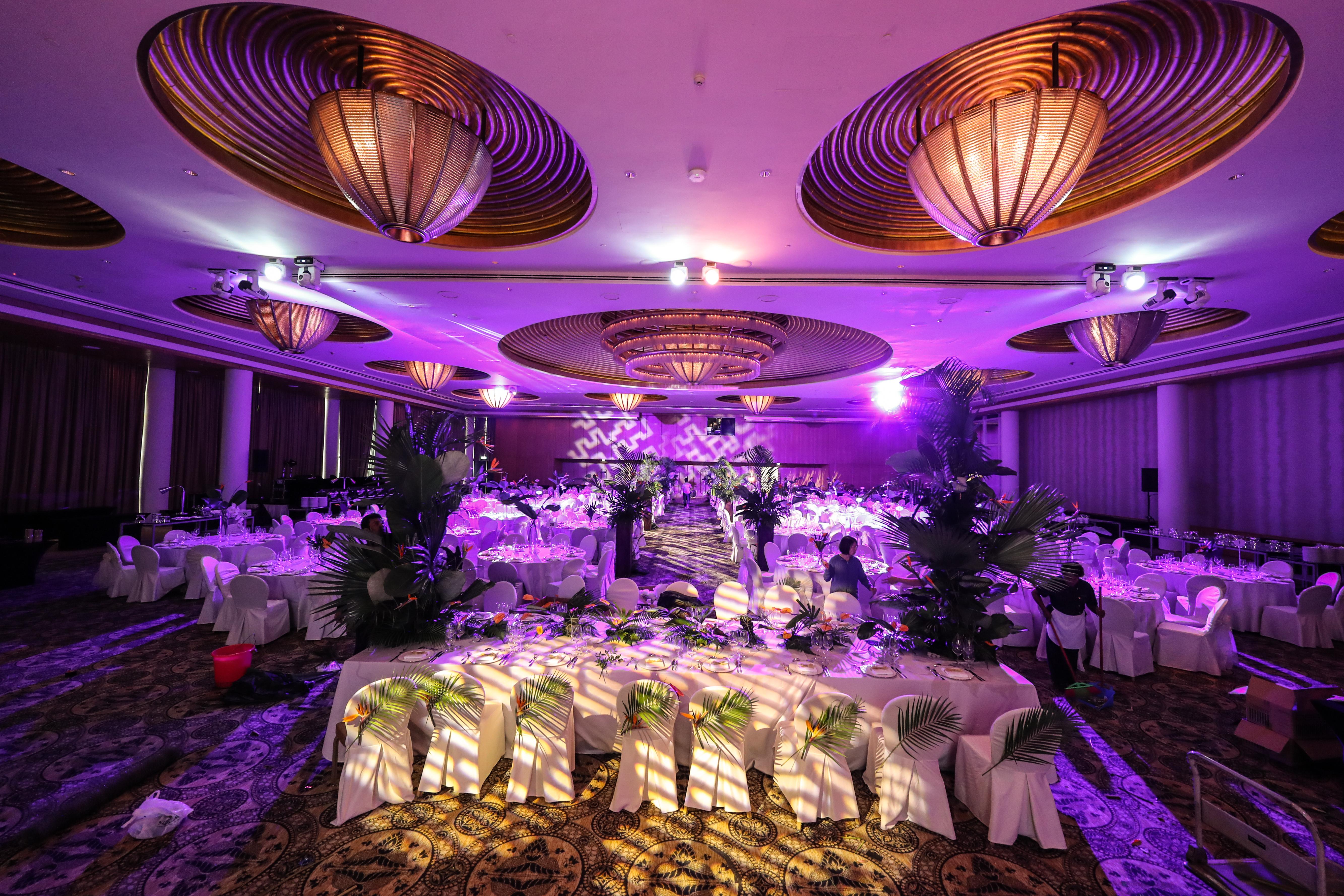 Harman Professional Solutions Creates Dazzling Martin Lighting