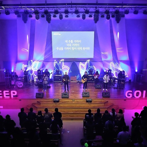 Busan Peniel Church Enhances the Worship Experience with A Complete HARMAN Professional Solutions Audio System