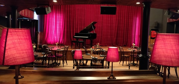 The Piano Man Jazz Club Shines with HARMAN Professional Solutions Live Sound Solutions