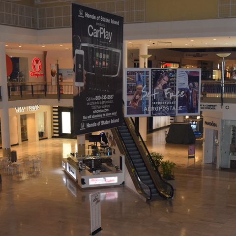 Staten Island Mall Elevates Audio Experience with State-of-the-Art HARMAN Professional Solutions PA System