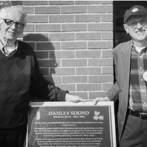 HARMAN Presents Exclusive On-Stage  Interview with Woodstock Engineer and 'Father of Festival Sound' Bill Hanley at the NAMM Show 2020