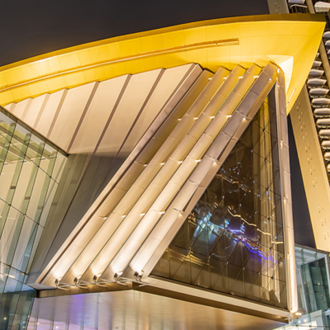 ICONSIAM Lights Up the Bangkok Skyline with Martin by HARMAN Lighting Fixtures