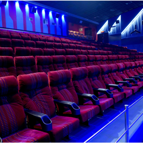 Shree Talkies Upgrades to Dolby Atmos® With JBL Professional Immersive Cinema Audio System