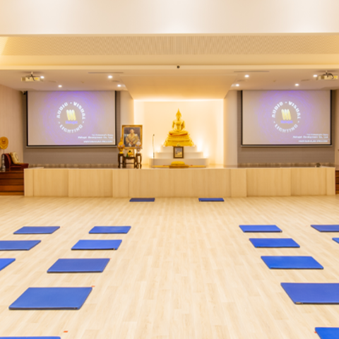 Young Buddhists Association of Thailand Installs Cutting-Edge HARMAN Professional Solutions Networked Audio System
