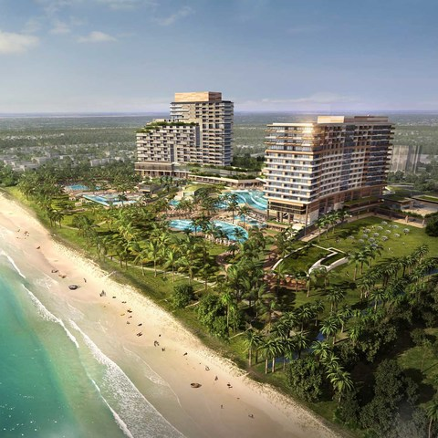 Hoiana Suncity Launches Central Vietnam's Premier Beachfront Integrated Resort;Previews World-Class Entertainment & Gaming Center with state-of-the-art HARMAN Professional Audio Solutions