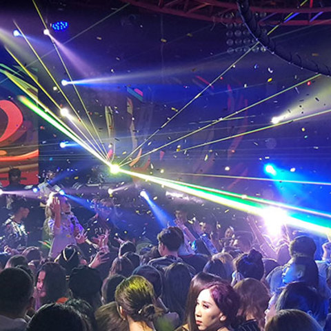 Eon Clublex Ulaanbaatar Establishes New Standard for Clubbing Experience Using HARMAN Professional Audio Solutions