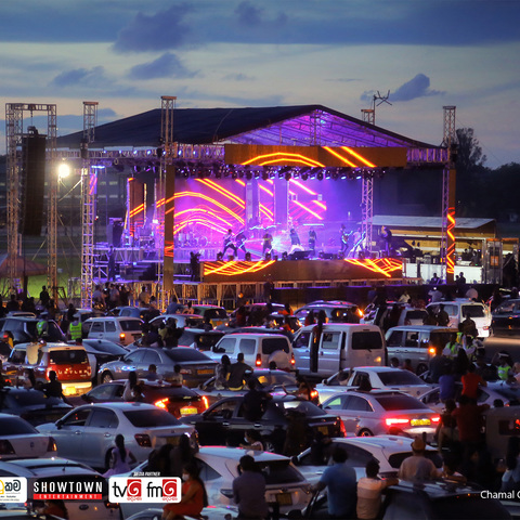 State-of-the-Art JBL Professional Audio Solution Delivers Pristine Sound for 'BNS' Drive-in Concerts