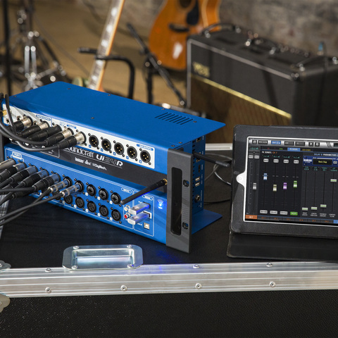 8 WAYS TO GO FROM SONGWRITING TO THE STAGE WITH SOUNDCRAFT UI SERIES DIGITAL MIXERS