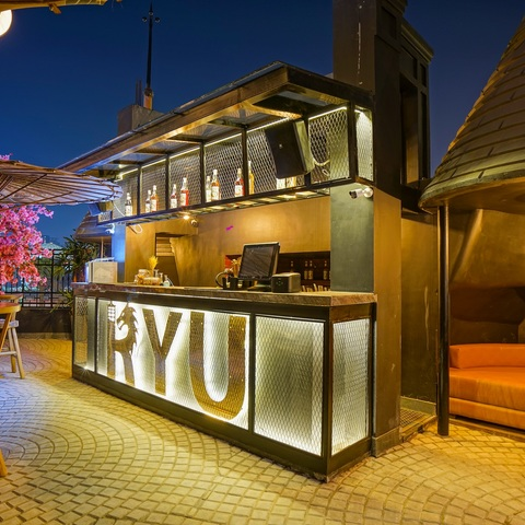 RYU Bar Brings the Best of Asian Culture to India Nightclub with HARMAN Professional Solutions