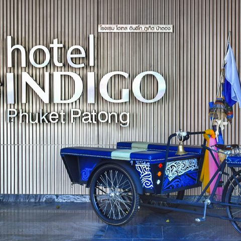 Hotel Indigo Phuket Patong Equips Stunning Facilities with State-of-the-art HARMAN Professional Audio Solution