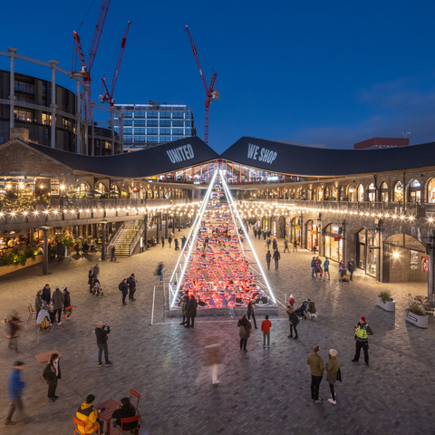 RG Jones Enlivens the Atmosphere at Coal Drops Yard with HARMAN Professional Solutions Networked Audio System