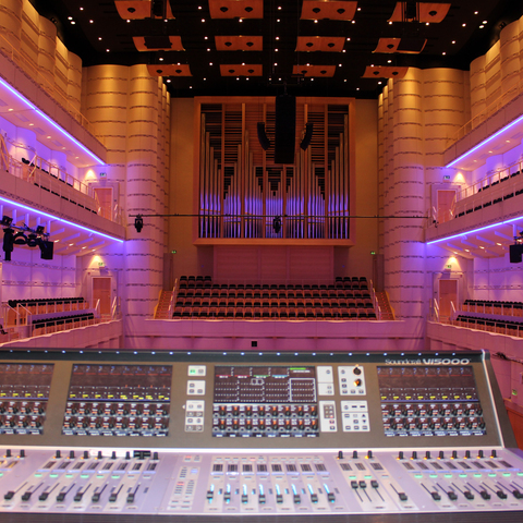Konzerthaus Dortmund Elevates Performances by Upgrading to World-Class HARMAN Professional Audio Solution