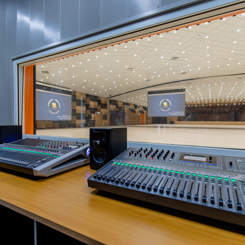 Naresuan University Creates Immersive Learning Environment with HARMAN Professional Solutions AV System