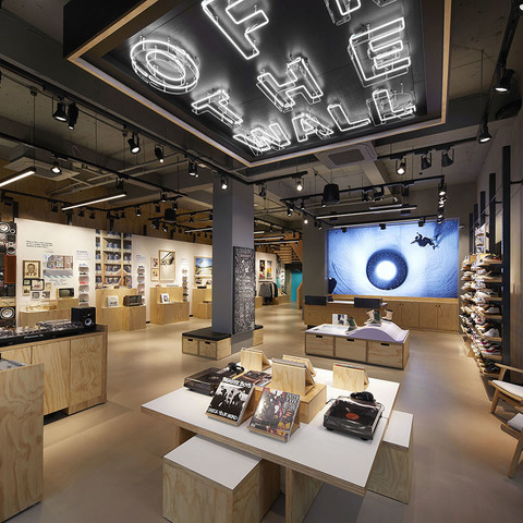 VANS Brand Showcase Store Gangnam Creates an Authentic Experience With HARMAN Professional Solutions