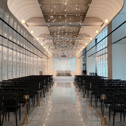 LUVEL Gangdong Creates Unforgettable Wedding Memories With Pristine Audio From HARMAN Professional Solutions