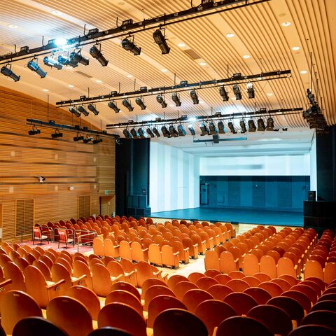 Seongnam Arts Center Connects People To Culture With AMX Networked AV Solutions