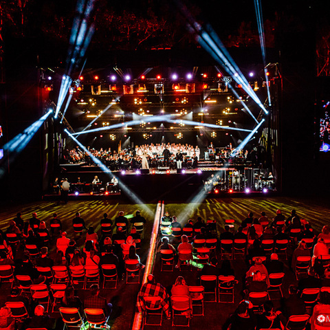 Psalms of David Festival Delivers Profound Live Music and Community Experience with HARMAN Professional Solutions
