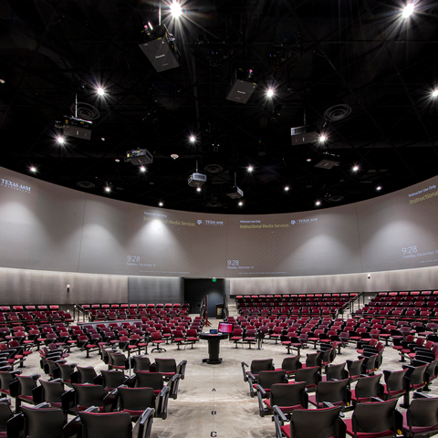 Texas A&M University Equips Innovative New Learning Spaces With HARMAN Professional Solutions Networked AV