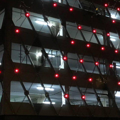 Parking House Anna Sets a Shining Example in the Malmö Cityscape with Martin Lighting Solutions