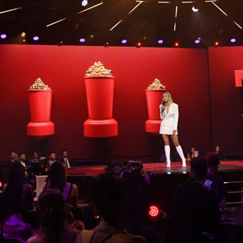 The 2021 MTV Movie and TV Awards Host an Intimate Live Ceremony With Cinematic Sound by JBL Professional