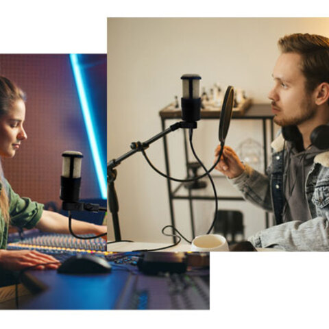 HARMAN Professional expands its JBL® Commercial offering for India Market with the launch of JBL CSSM100 Studio Condenser Microphone