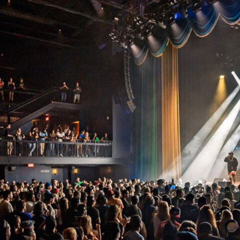 The Eastern Gears Up For Visually Stunning Live Performances With Martin Professional Lighting Solutions