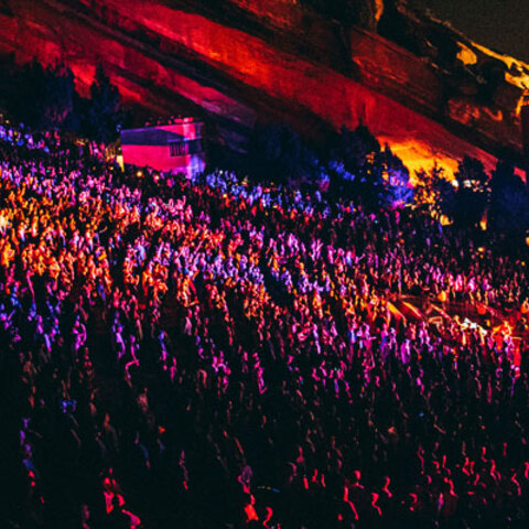 The String Cheese Incident Dazzle Audiences at Red Rocks Amphitheater With Martin Professional Lighting Solutions