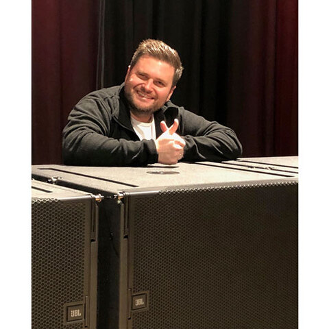 Alex-SOUND Gears up for the Return of Live Events In Germany With JBL Professional and Crown Audio Solutions