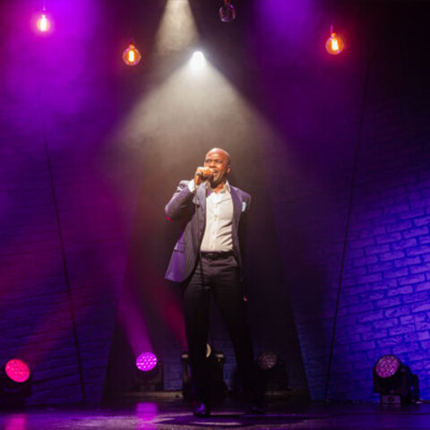 The 2021 WhatsOnStage Awards Feature Showstopping Virtual Performances With Martin Professional Lighting Solutions