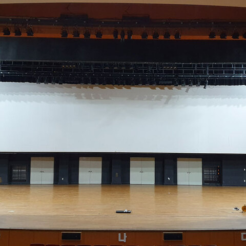 Yangsan Culture & Arts Center Elevates the Experience With JBL Professional and Crown Audio Solutions