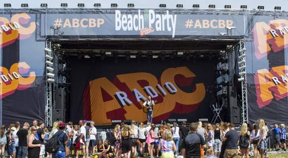 Power Music of Denmark Takes Newly Purchased HARMAN's JBL VTX Line Arrays and Crown I-Tech HD Amplifiers to ABC Beach Party